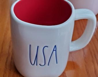 Federal Air Marshal Personalized Mug Coffee Tea Mug Made in the USA.