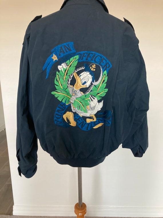 Vintage 1992 Iceberg Donald Duck Jacket