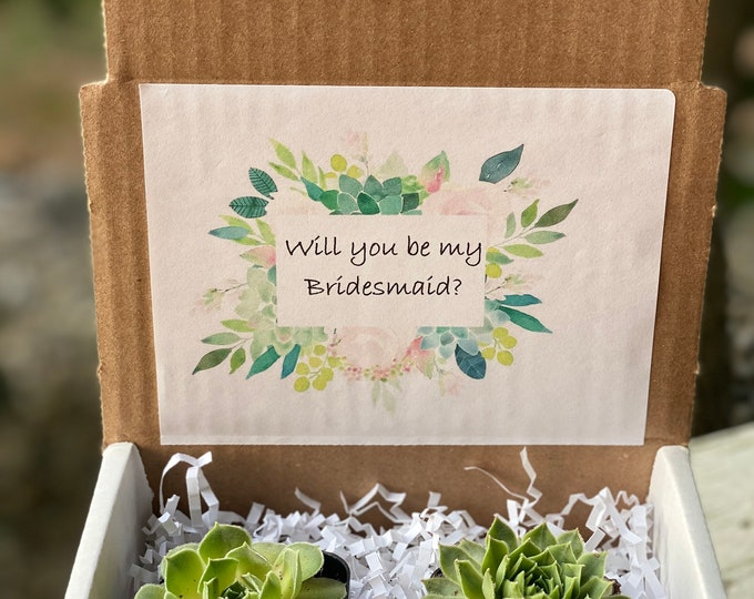 Wedding Party Invitation Gift Box
