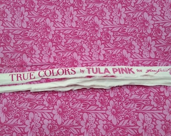 HTF OOP by the half yard Parisville Fabric by Tula Pink for Free Spirit