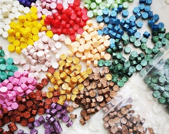 70 pcs Wax Seal Beads,72 Colors for Wax Seal,Wax Beads for Seals,Invitation Wax Stamp,Wax Seal Kit,Wedding/Letter Wax Sealing