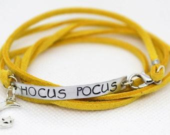 Hocus Pocus Wrap Bracelet