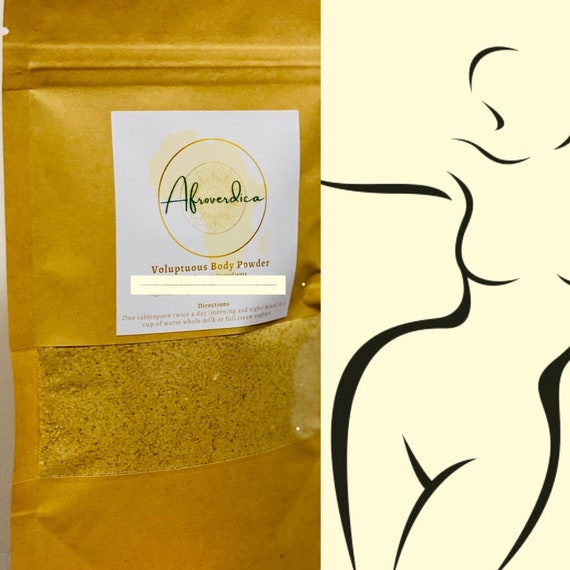 Voluptuous Powder| Breasts, Hips & Butt Enhancement