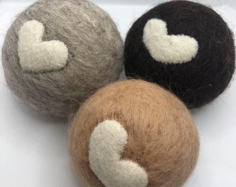 Reusable Wool Dryer Balls