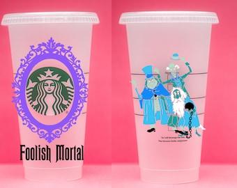 Haunted Mansion Confetti Cup