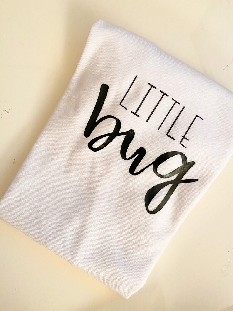 Little Bug Girls Shirt and Onesie