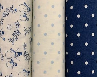 Crystal Lane fabric from Moda fabrics, compliments the Crystal Lane panel
