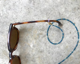 """Eyewear chain """"Blueberry"""" 