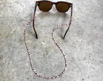 "Eyewear chain ""Bonbon"" | Mask Necklace | Glasses Chain"