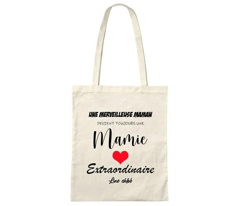 tote bag wonderful customizable granny