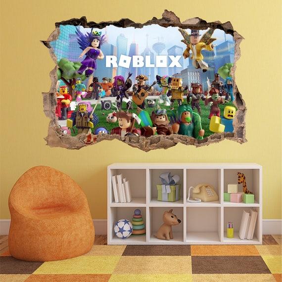 Roblox Wall Sticker