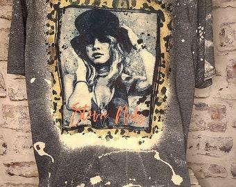 Stevie nicks shirt- fleetwood mac shirt - vintage band tee