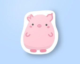 Little Piggy Sticker