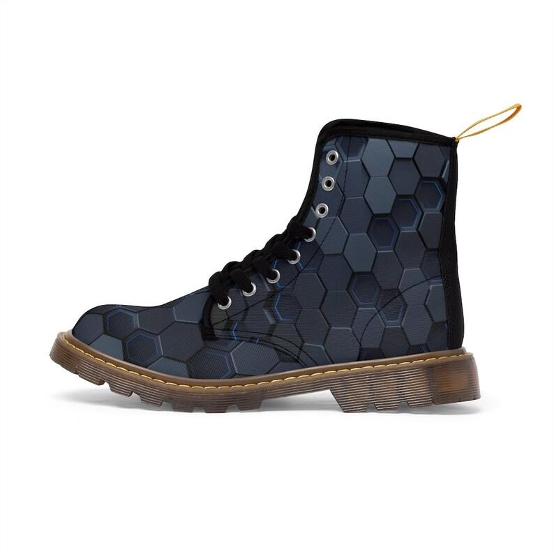 Stivali da uomo Esagono spaziale uxaPpIxq