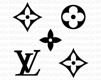 Louis Vuitton Svg Etsy