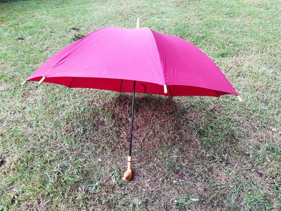 Vintage Duck Head Umbrella Aramis Golf Umbrella La