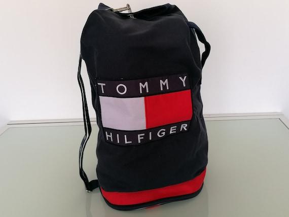 Vintage Tommy Hilfiger  90s backpack large travel