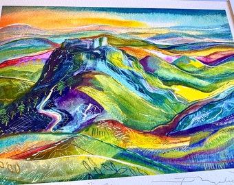 Mount Segur