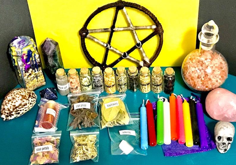 Beginner Witch Kit