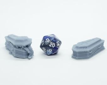 Coffin Mimics - DND - Tabletop - Miniature