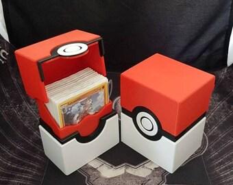 Pokemon Deck Box STL ONLY