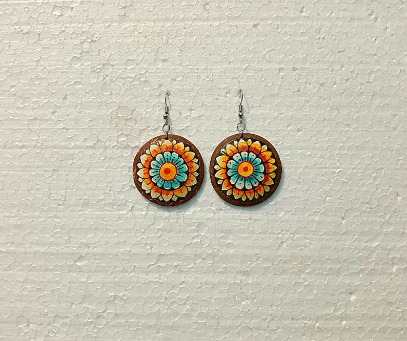 Hand Crafted Coconut Shell Jewellery with Sri Lankan Traditional Designs