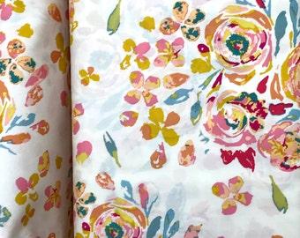 Swifting Flora Fond WIDE, FLO 8128W, Art Gallery Fabrics