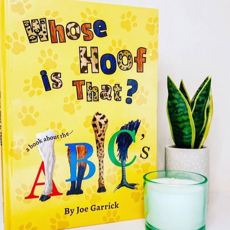 Children's Book ABC'sKid's Book Books for image 1
