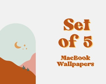 Laptop Wallpaper Etsy