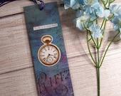 Clock Bookmark