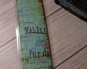 Teal Bookmark