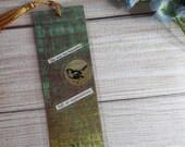 Superstitious Bookmark