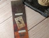 Newspaper Bookmark