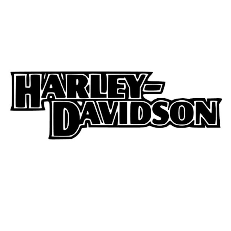 etc. Pillow cases Jackets Harley IRON-ON Harley Davidson Heat Transfer Iron-on for T-shirts tea towes