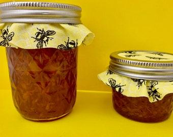 Carrot Cake Jam 4oz - 8oz Jars - Homemade Canned - Bees Knees Jelly