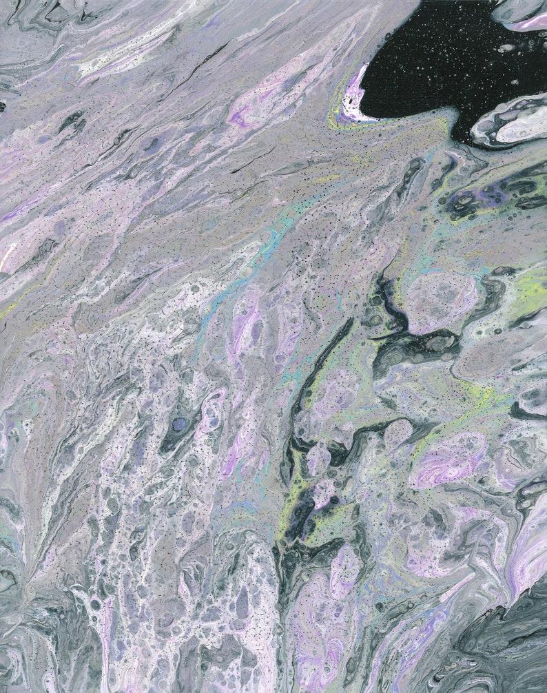 Murk original canvas