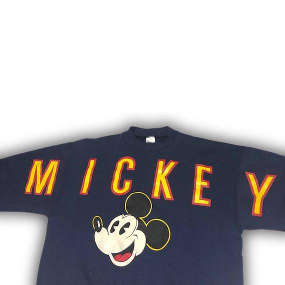 VINTAGE MICKEY MOUSE Disney Crewneck