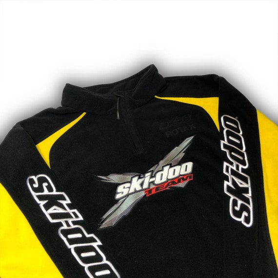 VINTAGE SKI-DOO Fleece Quarter-Zip