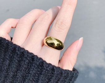Do A Solid Gold Dome Ring