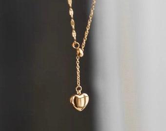 Single Pearl Choker Necklace