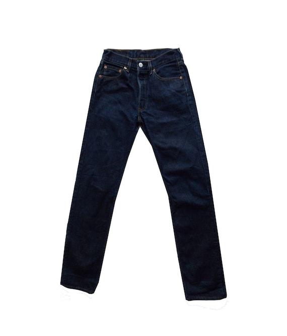 Jeans 501 Levis 29x34 vintage années 90
