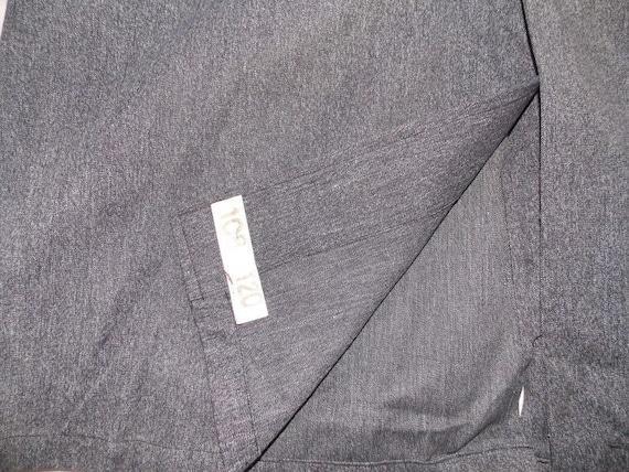 Unworn 50's Biaude maquignon long coat jacket wor… - image 7