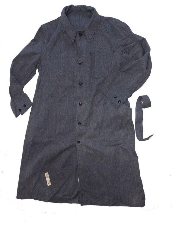 Unworn 50's Biaude maquignon long coat jacket wor… - image 3