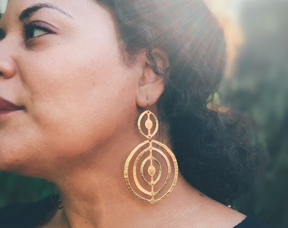 Audre Earrings | Revival Collection