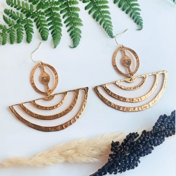 Zora Earrings | Revival Collection