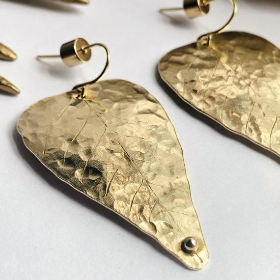 Moringa Earrings