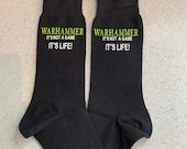 Warhammer 40k Design men's Socks Warhammer Socks 40K WARHAMMER socks Different Colours