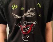 Joker T Shirt Batman Joker Logo on T shirt Joker T-Shirt fashion shirt Gift Gift for Him Uncle Brother Dad Cousin Father's DayGift