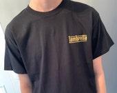 Personalised Custom T-Shirt LAMBRETTA (Gold)