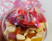 Personalised Sweet Filled Birthday Ball Teachers Gift Easter Sweets Sweets for Birthday Sweet Pick n Mix party sweets Christmas sweets